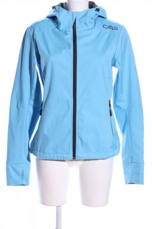 CMP Softshelljacke blau Casual-Look