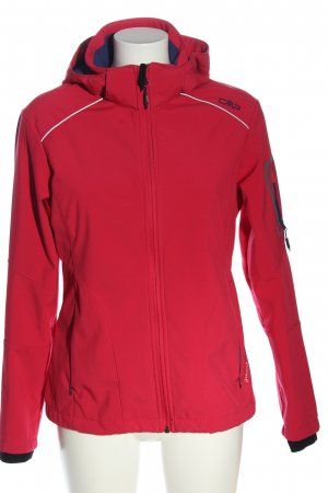 CMP Sportjacke rot Casual-Look