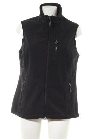CMP Sports Vests black casual look