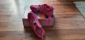 CMP Lace-Up Sneaker pink