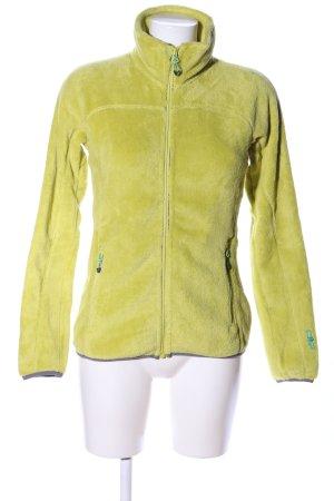 CMP Between-Seasons Jacket green casual look
