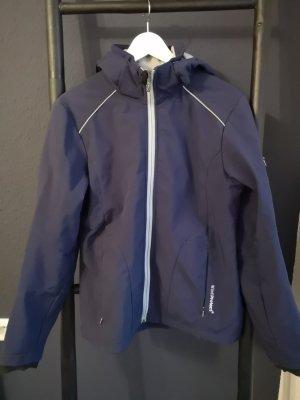 CMP Softshell Jacket dark blue