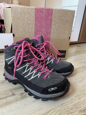 Cmp Wanderschuhe pink grau 39