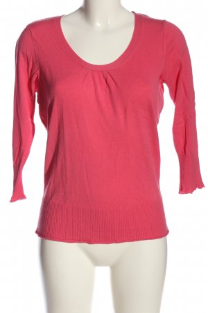 cnb fashion for women Rundhalspullover pink Casual-Look