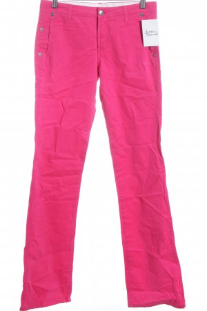 CNC Boot Cut Jeans pink Casual-Look