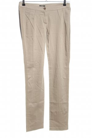 CNC Low-Rise Trousers light grey casual look