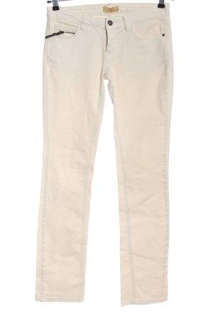 CNC Straight Leg Jeans cream casual look