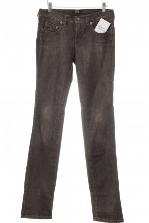 CNC Straight Leg Jeans grey brown casual look