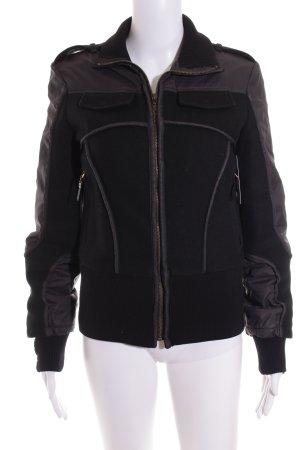 CNC Between-Seasons Jacket black-anthracite casual look