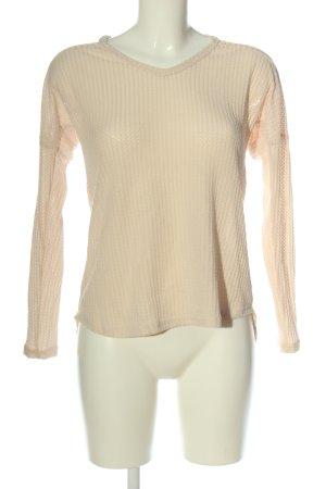 cnfio V-Ausschnitt-Pullover