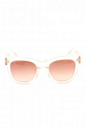 CO Optical Gafas de sol cuadradas nude look casual