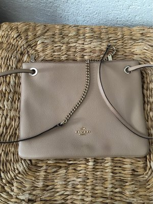 Coach Crossbody bag beige-camel