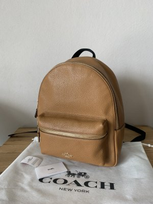 Coach Daypack multicolored leather
