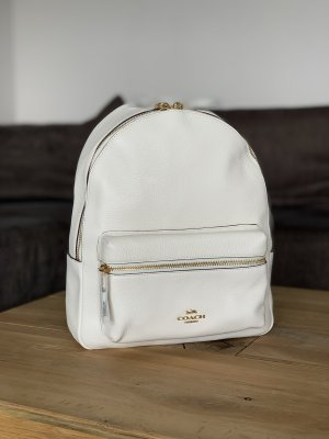 Coach  bianco sporco-oro Pelle