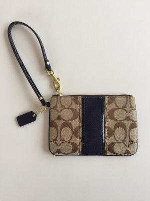 Coach Clutch multicolored