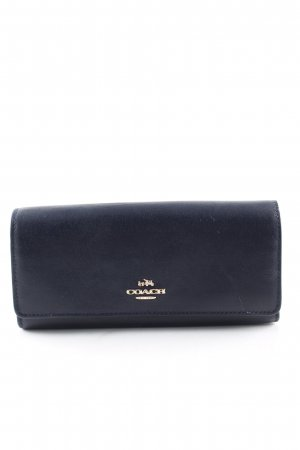 Coach Wallet black business style