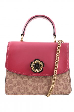 Coach Handtasche Motivdruck Business-Look