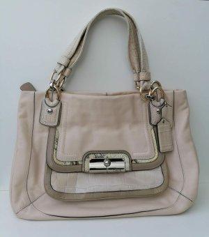 Coach Handbag multicolored leather
