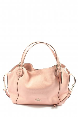 Coach Carry Bag pink casual look