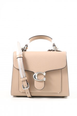 "Coach Henkeltasche ""Mixed Leather Tabby Top Handle"" wollweiß"