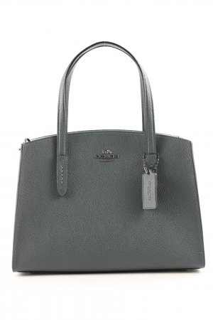 """Coach Sac Baril """"Polished Leather Charlie 28 Carryall Cypress"""""""