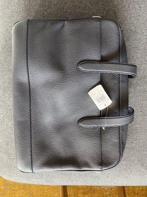 Coach Funda para portátil gris-color plata