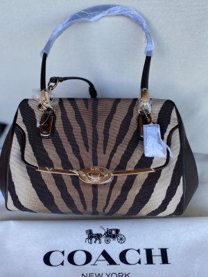 Coach Sacoche multicolore