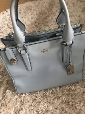 Coach Handbag cornflower blue-azure