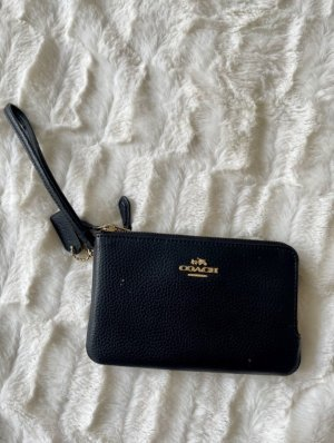 Coach Wallet gold-colored-black