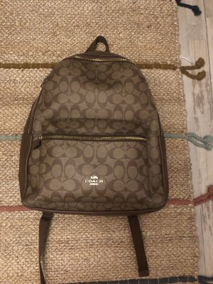 Coach School Backpack multicolored