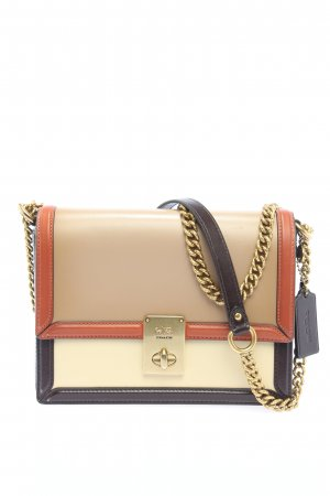 "Coach Borsa a tracolla ""Colorblock Hutton"""