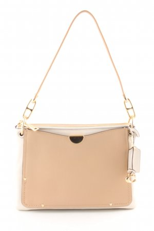 Coach Schultertasche nude Business-Look