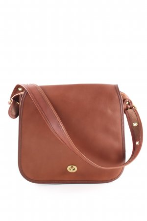 Coach Shoulder Bag brown business style