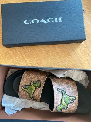 Coach slides Schuhe