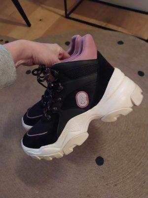Coach Sneakers Wanderschuhe Look Plateau Chunky Dad Trekking