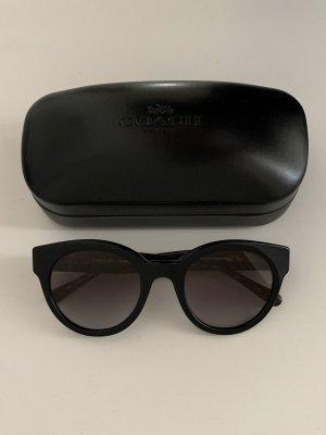 Coach Okrągłe okulary przeciwsłoneczne Wielokolorowy