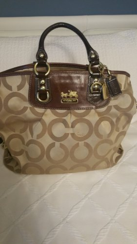Coach Handbag multicolored