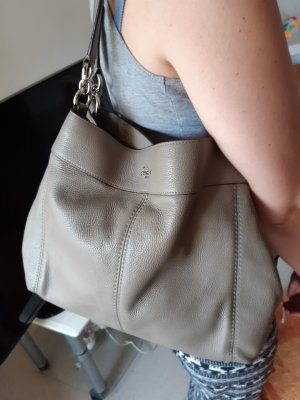 Coach Shoulder Bag grey