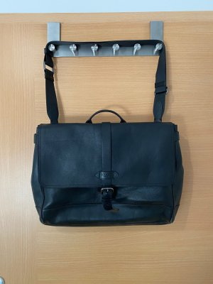 Coach Laptop bag black leather