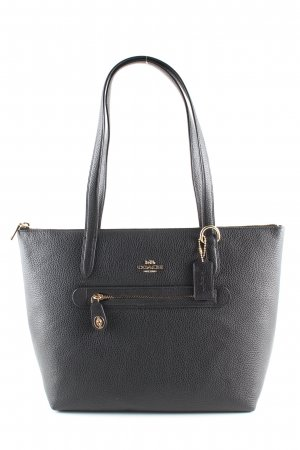 Coach Tote black business style