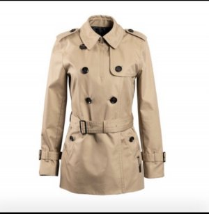 Coach Trench beige-color cammello