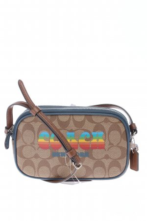 Coach Crossbody bag printed lettering casual look