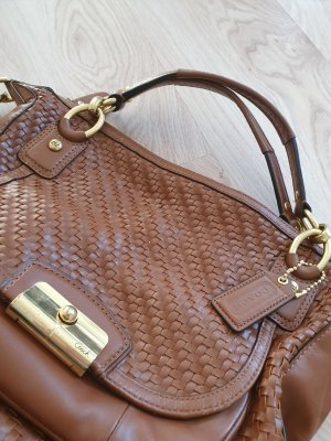 Coach Crossbody bag light brown-cognac-coloured