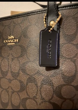 Coach Tote black-brown
