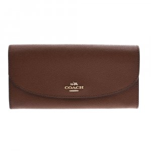 Coach Wallet brown leather