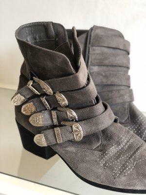 Coachella Biker-Boots