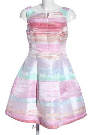 Coast A-Linien Kleid Allover-Druck Elegant