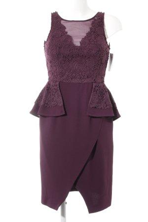 Coast Abendkleid purpur Party-Look