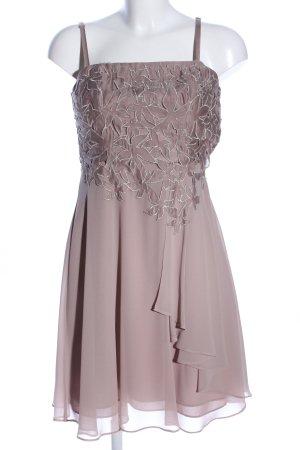 Coast Bandeau Dress light grey elegant