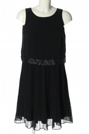 Coast Cut-Out-Kleid schwarz Elegant